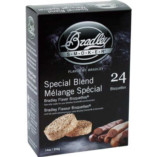 Special Blend Bisquettes 24-Pack Camping,Hiking,Travel -