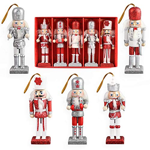Adorable Nutcracker Ornaments!