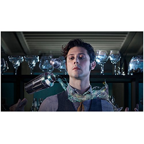 The Magicians Hale Appleman as Eliot levitating barware 8 x 10 Inch Photo