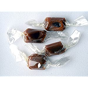 Candy and Chocolate Wrappers– Pack of 500 Real Cellophane Wraps– Holds Tightly when Twisted- Eco Friendly – 5x5 In. (Manufacture Recommendation: Best For Hard Caramels And Candy)