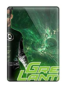 Joseph Xiarhos Boone's Shop New Style New Arrival Premium Air Case Cover For Ipad (green Lantern)