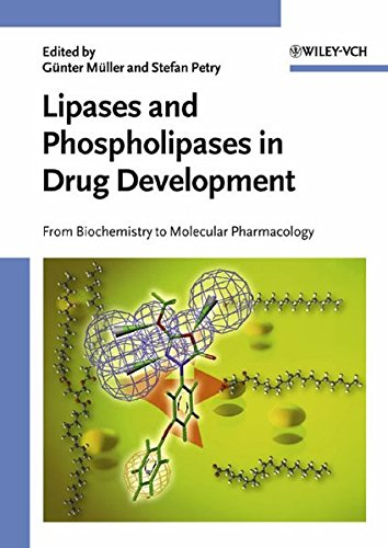 Lipases and Phospholipases in Drug Development: From Biochemistry to Molecular Pharmacology