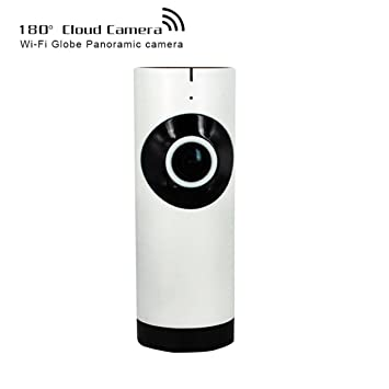 DongAshley Cámara De Vigilancia Hd IP Video De Alarma Cámara De Vigilancia IP Mando A Distancia