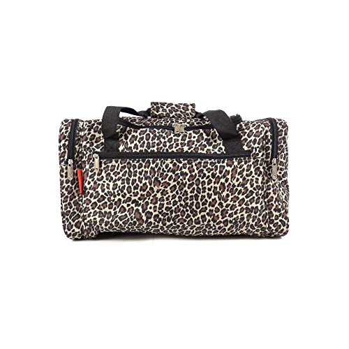 Animal Print Duffle Bag - 2