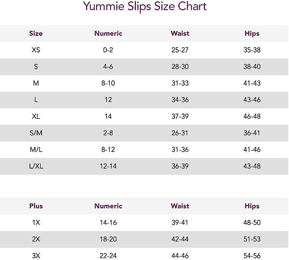 Yummie Women's Seamless Zoned Shapewear Slip at  Women's Clothing store