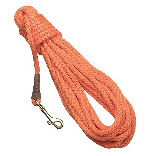 Mendota Trainer 30 Check Cord 3/8inch X 30ft - Orange