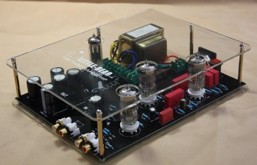 Little Bear Tube valve Phono Turntable RIAA MM Preamp preamplifier amplifier Ver2.2