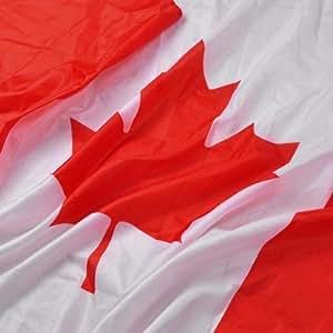 3x 5pies canadiense bandera de Nationa para mástil o decoración