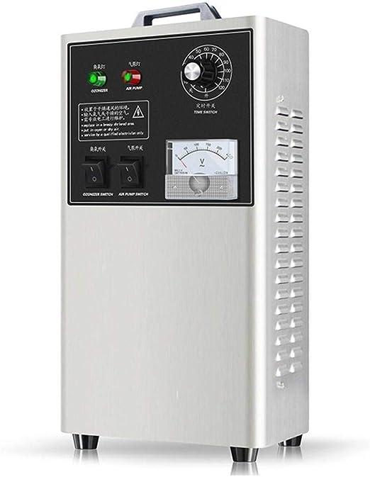 SINKITA Generador De Ozono Comercial 3,000mg Industrial O3 ...