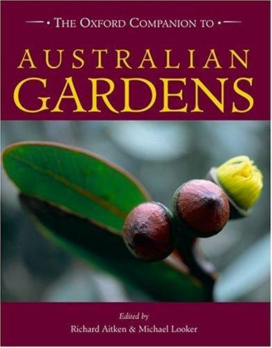 Oxford Companion to Australian Gardens