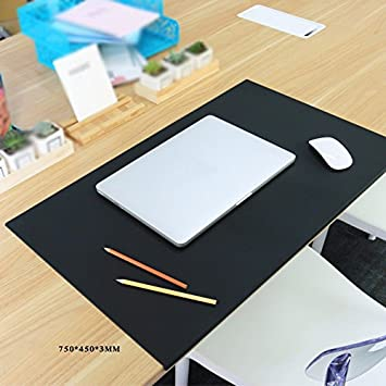 D. The Mouse Pad Oversized work desk pad desk pad Business Desk pad computer pad no smell