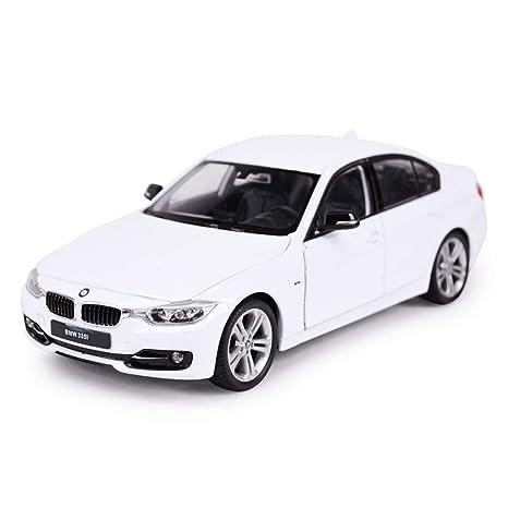 Modelo Coche Juguete Coche 1:24 BMW 535i Fundición a Troquel Modelo de Coche de