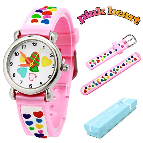 Watches Initiative 2018 Cute 3d Cartoon Lovely Kids Girls Boys Children Students Football Quartz Wrist Watch Very Popular Watches