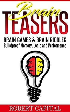 Amazon com: Brain Teasers: Brain Games & Brain Riddles