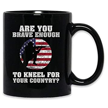 Amazon Veteran Are You Brave Enough To Kneel For Your Country