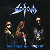 Sodom: Get What You Deserve (Audio CD)