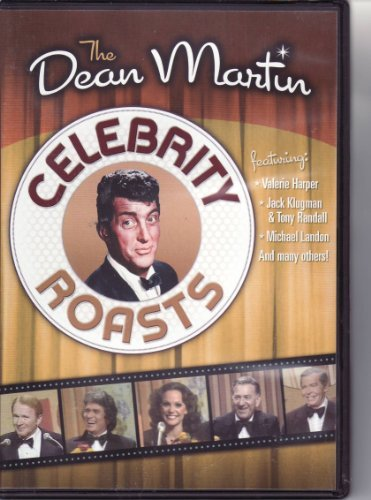 (Dean Martin Celebrity Roasts Featuring Valerie Harper, Jack Klugman, Tony Randall, Michael Landon, Sid Caesar, Milton Berle, Ruth Buzzi, Lorne Greene, Don Rickles, Ed Asner + More. - 3 Complete Roasts on 1 DVD Includes BONUS Interviews Plus Comedy Sketches)