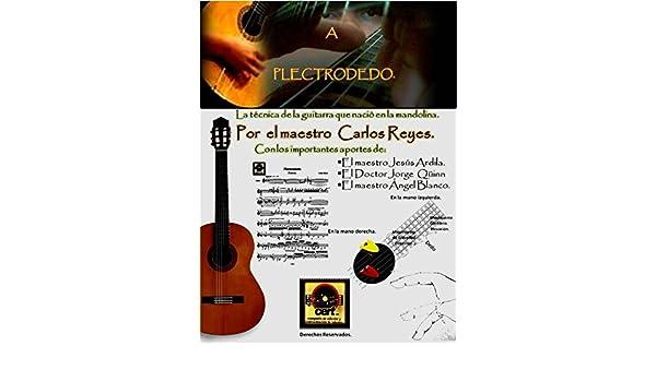 A Plectrodedo: La nueva Escuela de la Guitarra. eBook: Reyes ...