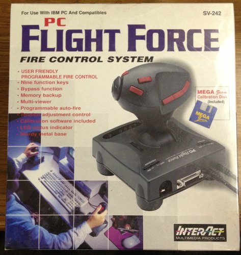 PC Flight Force Fire Control System