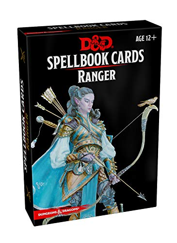 (Spellbook Cards: Ranger (Dungeons & Dragons))