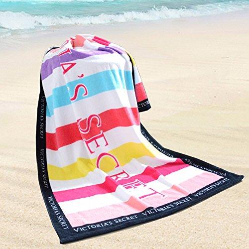 LOF-fei Toalla de playa Algodón Grande microfibra suave toalla de baño Tapiz Toalla Esterilla de Yoga mantel Chal viaje Acampar decorativo ultraligero ...