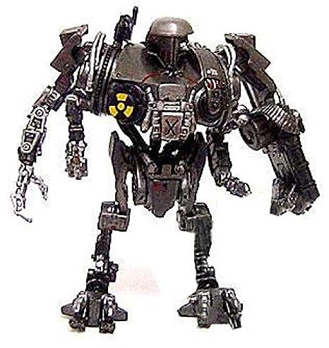 Robocop 2 RoboCop One Coin PVC Trading Figure Series 1 Cain PVC Figure