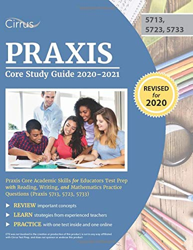 Praxis Core Study Guide 2020 2021 product image
