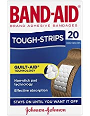 Band-Aid Tough Strips Regular 20 Count