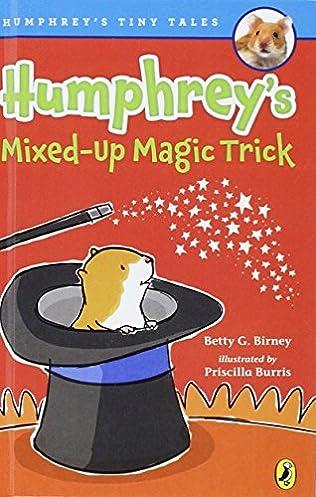 book cover of Humphrey\'s Mixed-Up Magic Trick