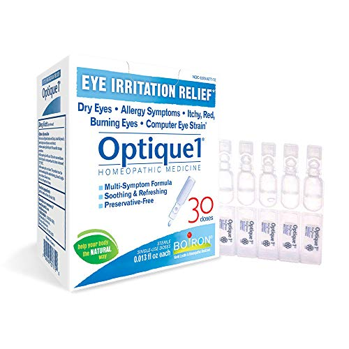 Boiron Boiron Optique 1 Eye Irritation Relief Eye Drops, 30 Doses, 30count ()