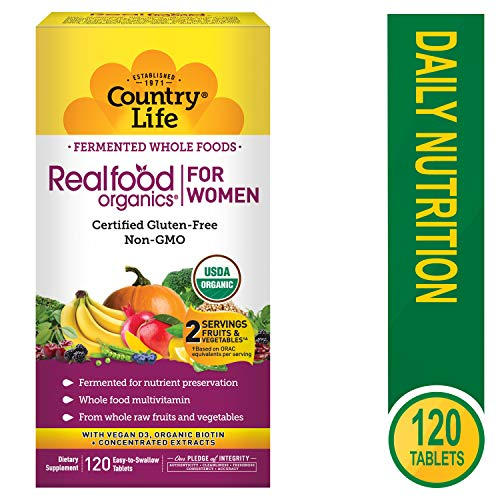 Country Life Women s Daily Nutrition, 120-Count