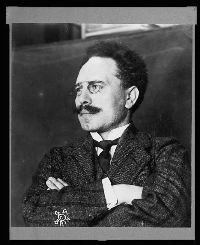 HistoricalFindings Photo: Dr Karl Liebknecht,1871-1919,co-founded Rosa Luxemburg