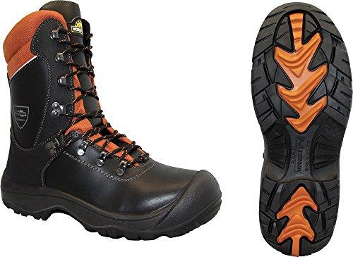 """Tagliare gli stivali di protezione S3 """"Black Forest"""" 44 taglia"""
