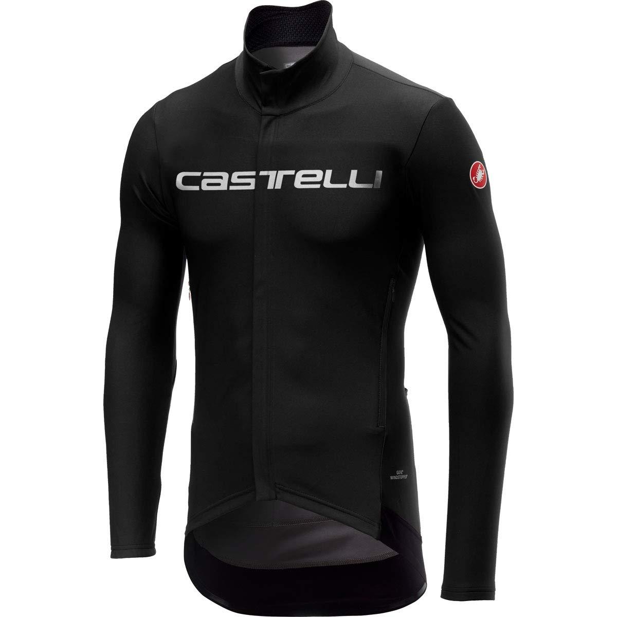 Castelli Perfetto 長袖 LE Large ブラック B07H8QDCSC