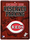 MLB Hi-Res Metal Parking Sign
