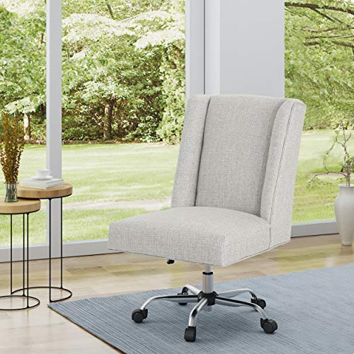 Christopher Knight Home 306019 Tucker Office Chair, Beige (Chair Desk Wingback)