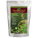 The Henna Guys 100% Pure and Natural Henna Powder for Hair Dye/Color,...