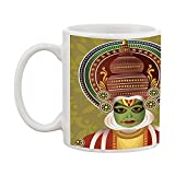 TIA Creation Happy Onam Gift Coffee Mug