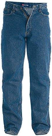 (デューク・ロックフォード) Duke Rockford メンズ トールサイズ コンフォートフィット ジーンズ デニムパンツ