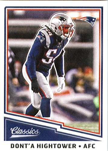 2017 Panini Classic  41 Donta Hightower New England Patriots Football Card