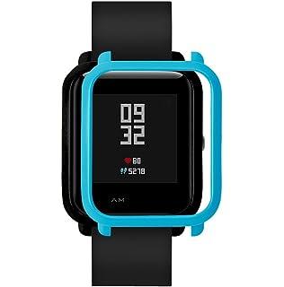 Guobin Funda Completa para Huami Amazfit Bip Youth Watch Protección Suave de TPU de Silicona Smartwatch
