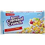 Malt-O-Meal Cereal, Berry Colossal Crunch, Marshmallows, 32 Oz, Bag - 5 Pack