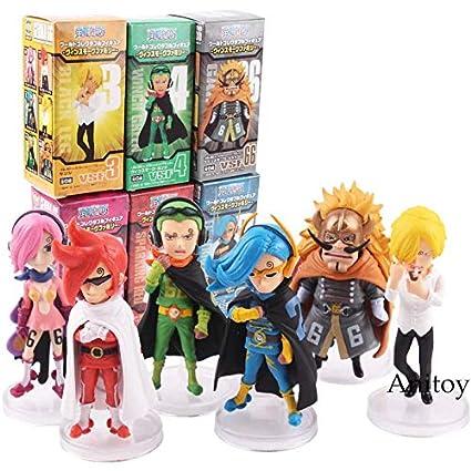 Amazon.com: Figura de Anime Vinsmoke Family Judge Reiju ...