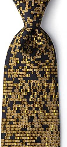 My Doom Cyber Virus Tie
