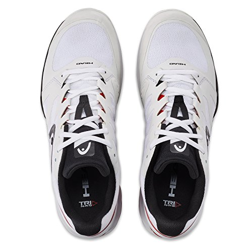 Hoofd Mens Sprint Pro 2.0 Tennisschoenen (wit / Zwart)