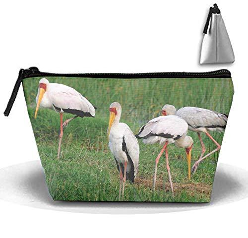 Stork Pen - Pencil Case Stork Large Capacity Pen Bag Makeup Pouch With Zipper