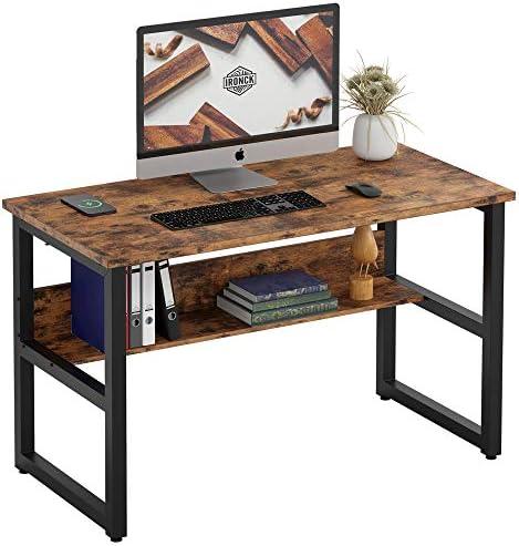 IRONCK Small Desk Computer Table