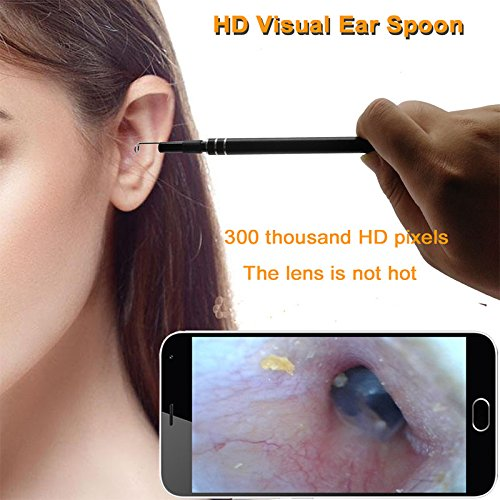 Ocamo Digital LED Otoscope Ear Camera Scope Earwax, used for sale  Delivered anywhere in Canada