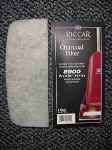 Riccar RCFT89-2 Upright 8900 Series Pre-Motor Filter With Charcoal For Models With On-Board Tools