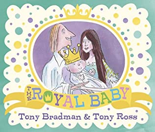 book cover of The Royal Baby